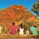 Enjoy the spectacular views of the Bungle Bungles