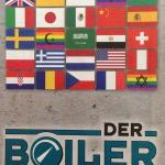Das Team im Boiler- International