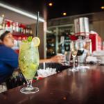 Cocktails in the Bel Punto bar