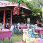Margarita Beach Bar & Restaurant Foto