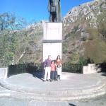 Visita a Covadonga