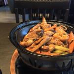 stir fried pork intestine