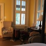 1843 Battery Carriage House Inn Bed and Breakfast Foto