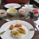 Njami breakfast