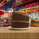 Portillo's Famous Chocolate Cake