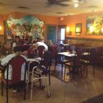 El Mariachi do Oro - dining room