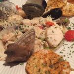 Seafood extravaganza!!