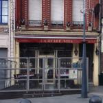 La devanture du restaurant