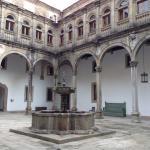 Uno de los claustros