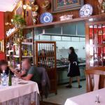 Un restaurante sin secretos