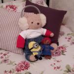 Hamley & friends enjoying the Farthings