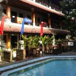 Now called Taman Sari Resort Hotel. Located near the nigth clubs of Kuta