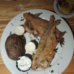 Bone-In (Whole) Catfish Dinner