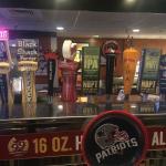 New England craft beer handles!