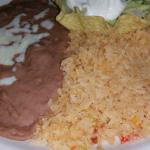 Rice, Beans, Sour Cream, and other stuff