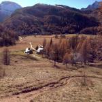Alpe Devero freom the Crampiolo path