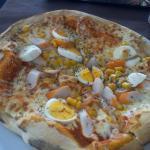 Pizza Na Brasa