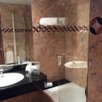 Baño Habitación Executive