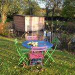 table jardin le peit matin