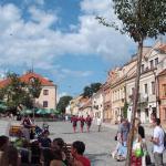Sandomierz Market Square (Rynek)