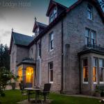Dalrachney Lodge Hotel Foto