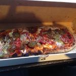 Most Delicious Pizza -- Maverick shown here