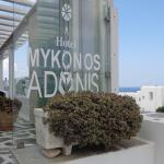 Bild från Adonis Hotel