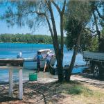 Boat Ramp with direct access in to Wallis Lake