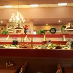 Restaurant, private room and chicken Monterey.