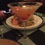 Lovely dinner and drinks