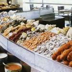 The Food Gallery - seafood counter