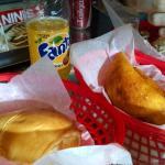 Panna Cafe Express food, photo by Ricky Hanson