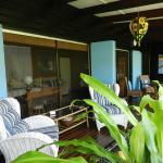 Oskar's verandah