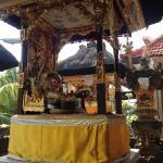 Маленький храм при доме