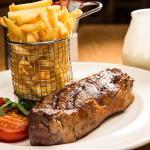 Wide selection of juicy Steaks