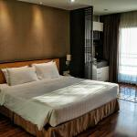 Excellent hotel with spacious room