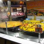 Saturday Street Market - Huge Paella