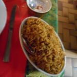 briyani crevettes