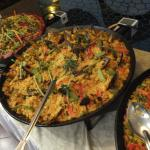 Paella dishes
