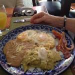 Foto de Rosa Morada Hotel Bed & Breakfast