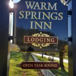 Warm Springs Inn & Restaurant