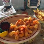 Fresh Florida Pink Shrimp
