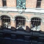 Vista al museo de enfrente