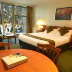 Mt Buller Chalet Hotel King Room
