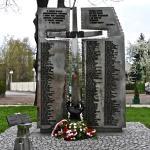 Katyn Cross in Wadowice