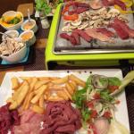 meat fondoue