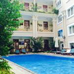 Pool - Hotel Grand Saigon Photo