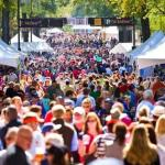 Artisphere outdoor artists' market