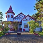 Casa principal El Pedral hotel de campo
