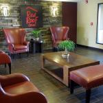 Red Roof Inn Lobby